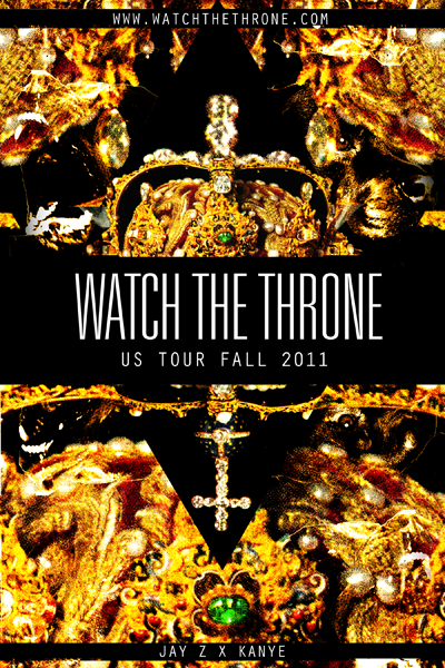 Watch Poster Watch The Throne Spec Poster