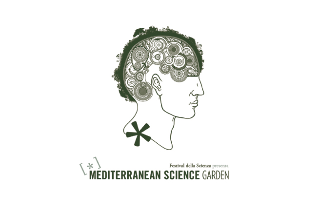 Garden Graphic Design this is a logo i designed while in graphic design Mediterranean Science Garden Sagi Graphic