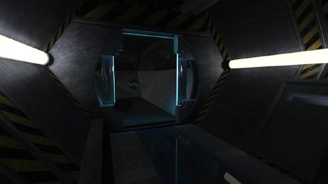 Eric chautant for Interieur vaisseau spatial
