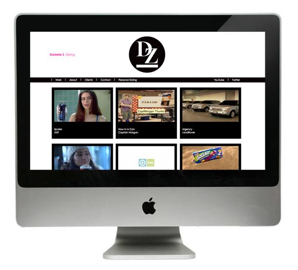 PORTFOLIO WEBSITES - CES/D